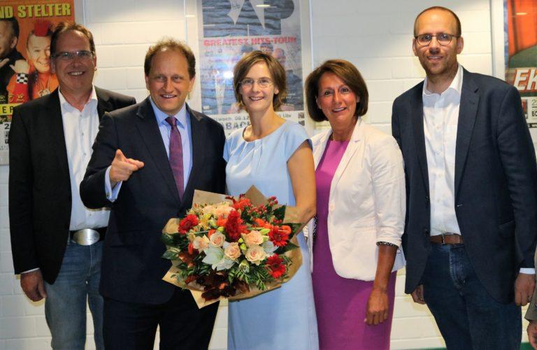 Entscheidung per Los: Europa-Parteitag der FDP Rhein-Sieg