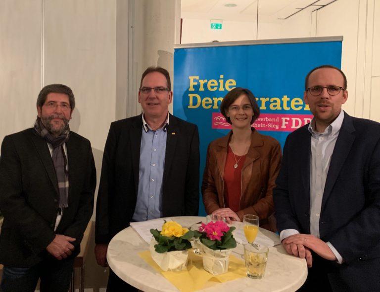 Neujahrsempfang der FDP Lohmar