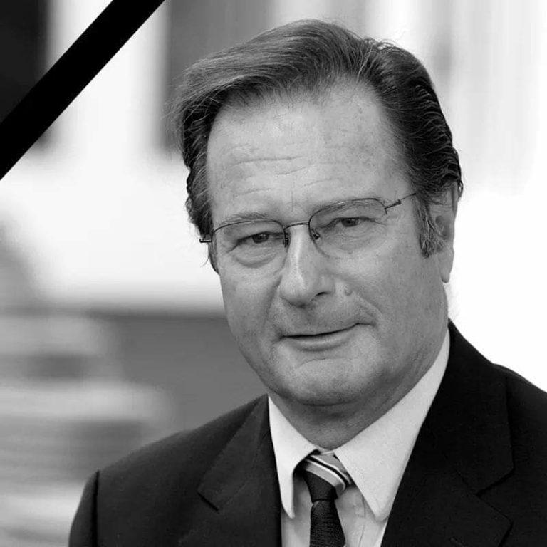 Klaus Kinkel ist gestorben